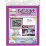 Cuts into any shape. Ideal for: photo albums, scrapbooking, artwork, fabric art, paper art, needlework, posters, presentations. Acid free to protect photos from discolouring. Hi-tack. Mounts smooth and wrinkle free. Does not require glue. Repositionable. 8″ x 10″.
